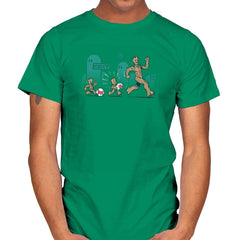 A Growing Guardian Exclusive - Mens - T-Shirts - RIPT Apparel