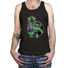 Super Smash Bricks - Tanktop - Tanktop - RIPT Apparel