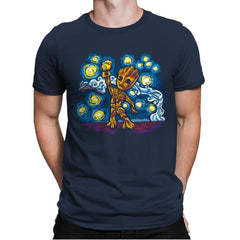 Starry Groot Exclusive - Mens Premium - T-Shirts - RIPT Apparel