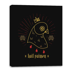 Hail Paimon - Canvas Wraps - Canvas Wraps - RIPT Apparel
