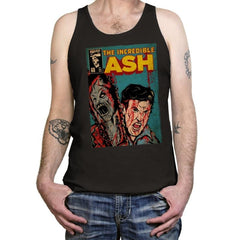 The Incredible Ash - Tanktop - Tanktop - RIPT Apparel