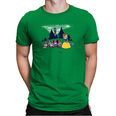 Mabel and the Seven Gnomes Exclusive - Mens Premium - T-Shirts - RIPT Apparel