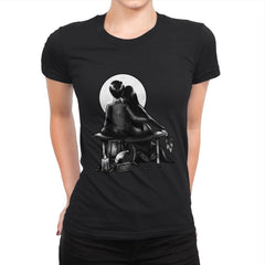 Spooky Love - Womens Premium - T-Shirts - RIPT Apparel
