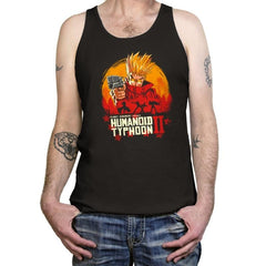 Red Humanoid Typhoon II - Tanktop - Tanktop - RIPT Apparel