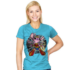 Wonder Angel - Womens - T-Shirts - RIPT Apparel