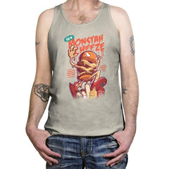 Monstah Cheeze - Tanktop - Tanktop - RIPT Apparel