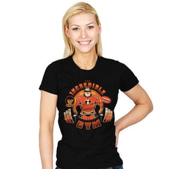Incredible GYM - Womens - T-Shirts - RIPT Apparel