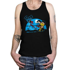 The Fatality Gag - Tanktop - Tanktop - RIPT Apparel