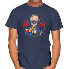 The Movie Watcher Exclusive - Mens - T-Shirts - RIPT Apparel