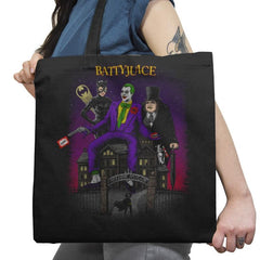 Battyjuice Exclusive - Tote Bag - Tote Bag - RIPT Apparel