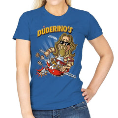 El Duderino's - Womens - T-Shirts - RIPT Apparel