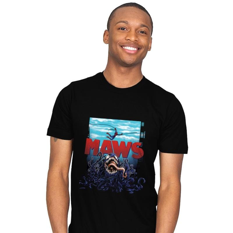 Maws - Mens - T-Shirts - RIPT Apparel