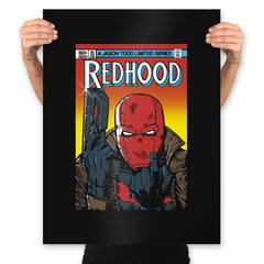 Red Hood - Prints - Posters - RIPT Apparel
