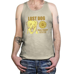 Lost Dog Exclusive - Tanktop - Tanktop - RIPT Apparel