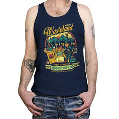 Nuclear Summer Camp - Tanktop - Tanktop - RIPT Apparel
