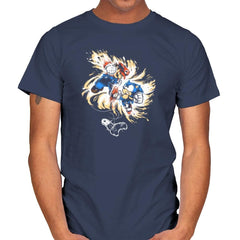16 Bit Battle - 80s Blaarg - Mens - T-Shirts - RIPT Apparel