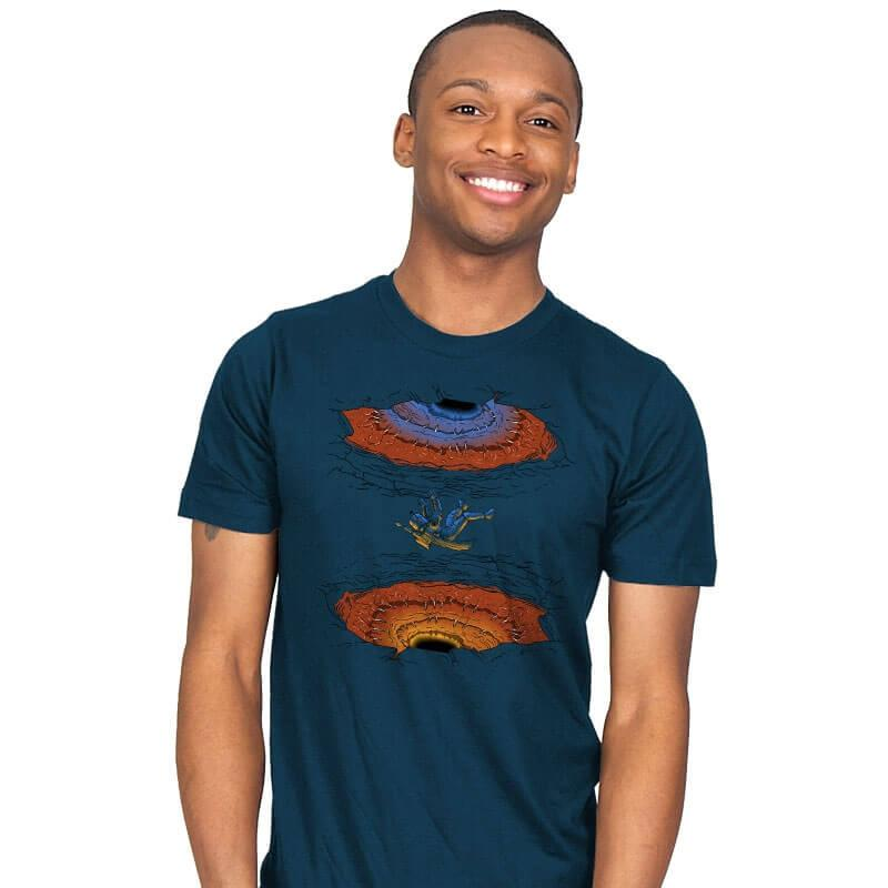 Portals Everywhere - Mens - T-Shirts - RIPT Apparel