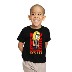 Beth - Youth - T-Shirts - RIPT Apparel