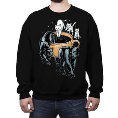 Unleash the Beast - Crew Neck Sweatshirt - Crew Neck Sweatshirt - RIPT Apparel