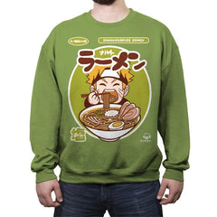 KONOHA RAMEN - Crew Neck Sweatshirt - Crew Neck Sweatshirt - RIPT Apparel