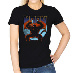DoomMoon - Womens - T-Shirts - RIPT Apparel