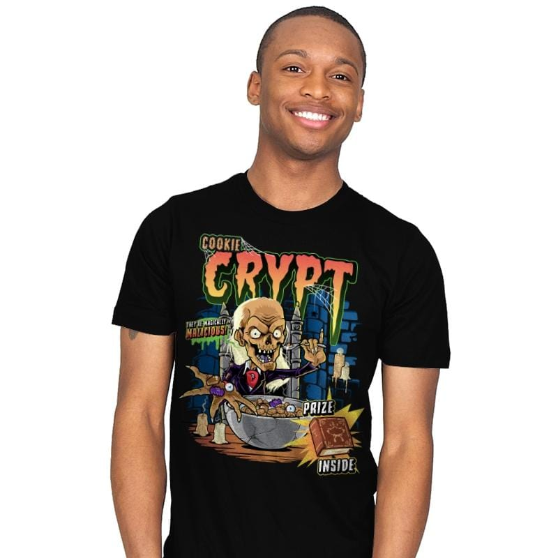 Cookie Crypt Cereal - Mens - T-Shirts - RIPT Apparel