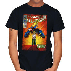 The Amazing All Might - Best Seller - Mens - T-Shirts - RIPT Apparel