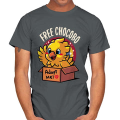 Free Chocobo - Mens - T-Shirts - RIPT Apparel