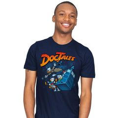 DocTales Reprint - Mens - T-Shirts - RIPT Apparel