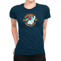Med. School Of The Future Exclusive - Womens Premium - T-Shirts - RIPT Apparel