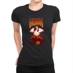 HONK! - Womens Premium - T-Shirts - RIPT Apparel