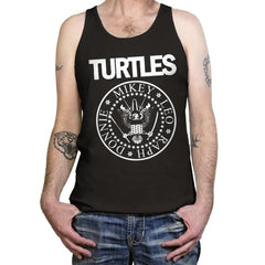 Turtles - Tanktop - Tanktop - RIPT Apparel