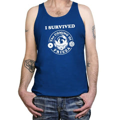Frieza Survivor - Tanktop - Tanktop - RIPT Apparel