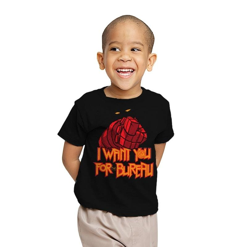 Uncle Red wants YOU - Youth - T-Shirts - RIPT Apparel