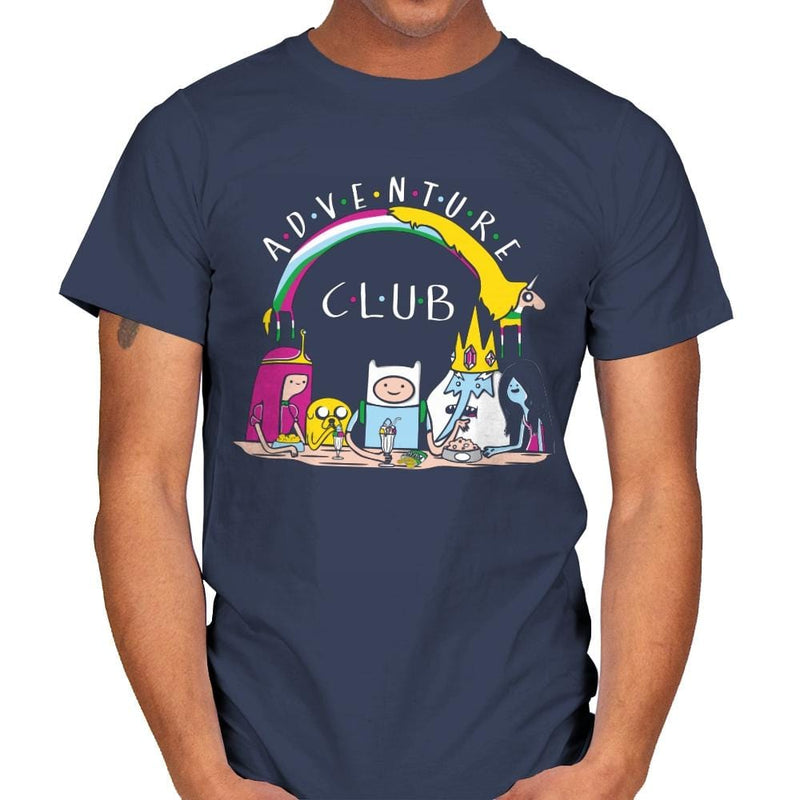Adventure Club - Mens - T-Shirts - RIPT Apparel
