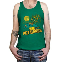 Pizzalands - Tanktop - Tanktop - RIPT Apparel