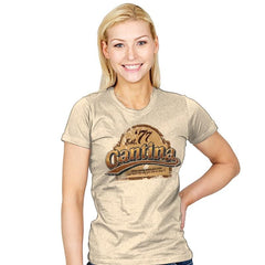 Where Everybody Knows Your Name - Womens - T-Shirts - RIPT Apparel