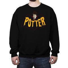 Potter - Crew Neck Sweatshirt - Crew Neck Sweatshirt - RIPT Apparel