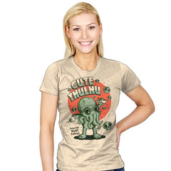 Cutethulhu! - Womens - T-Shirts - RIPT Apparel