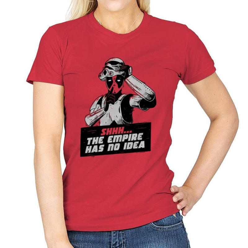 Deadtrooper - Anytime - Womens - T-Shirts - RIPT Apparel