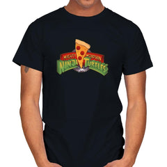 Mighty Morphin Ninja Turtles Exclusive - Mens - T-Shirts - RIPT Apparel