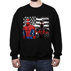 Webonia - Crew Neck Sweatshirt - Crew Neck Sweatshirt - RIPT Apparel