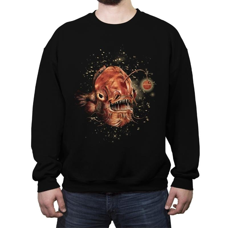 It's a Trap! - Crew Neck Sweatshirt - Crew Neck Sweatshirt - RIPT Apparel