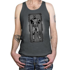 Freezing Process - Tanktop - Tanktop - RIPT Apparel