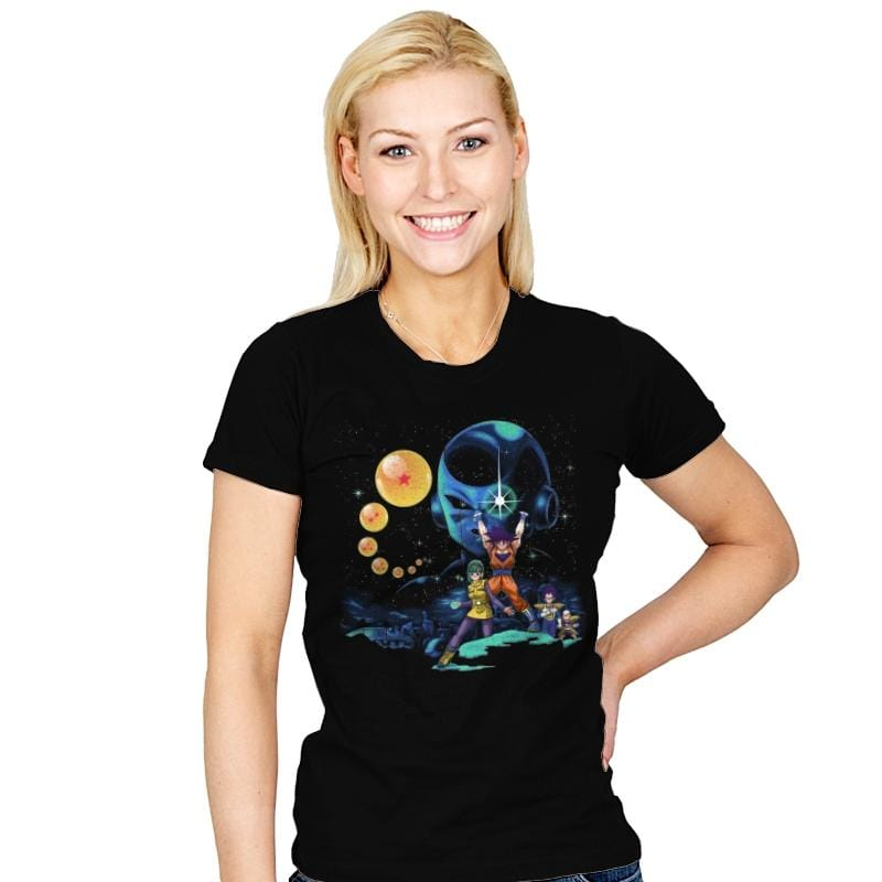 Dragon Wars Z - Best Seller - Womens - T-Shirts - RIPT Apparel