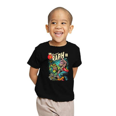 The Incredible Raph  - Youth - T-Shirts - RIPT Apparel