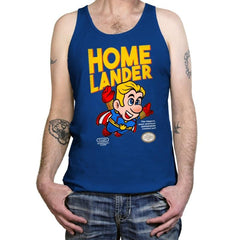 Superlander - Tanktop - Tanktop - RIPT Apparel