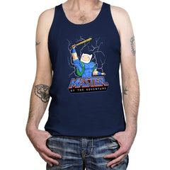 Master of time and adventure - Tanktop - Tanktop - RIPT Apparel