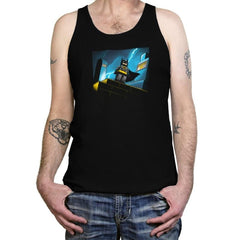 Minibat: The Animated Series - Tanktop - Tanktop - RIPT Apparel