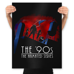 The Animated 90s - Prints - Posters - RIPT Apparel